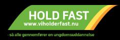 Forsiden - Hold Fast